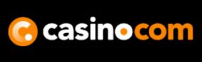 Logo Casino.com.