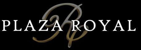 Plaza Royal casino logo.