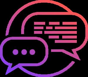 live-chat logo.