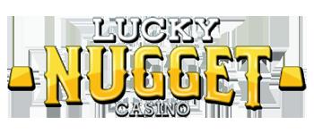lucky nugget logo.